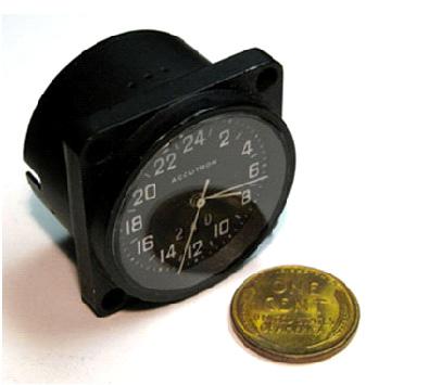 Palubní hodinky Bulova Accutron