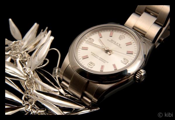Rolex Oyster Perpetual – recenze sportovních hodinek pro dámu ... 3e7b51e0977